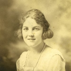 Lily Pugh 1884 - 1973
