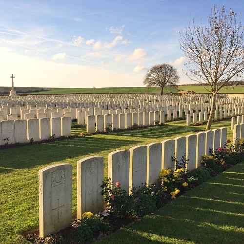 British Cemetery Tinncourt