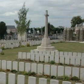 Albert Communal Cemetery