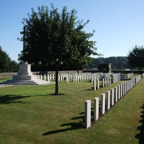 Blargies Communal Cemetery