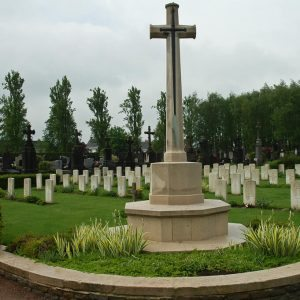 Bois Grenier Communal Cemetery
