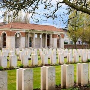 Bonjean Military Cemetery