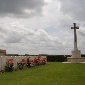 Frankfurt Trench Cemetery